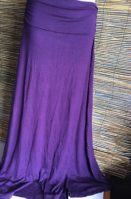 SPECIAL! Lot of 6 very good quality A-line maxi skirts.Not the flimsy quality.