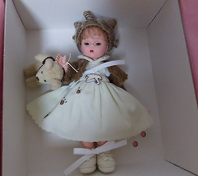 Madame Alexander Doll Beary Best Friends 100th Anniversary 32160