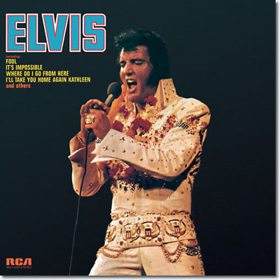 Elvis Presley - ELVIS (FOOL) - 2x FTD CD Special Edition - New & Sealed ********