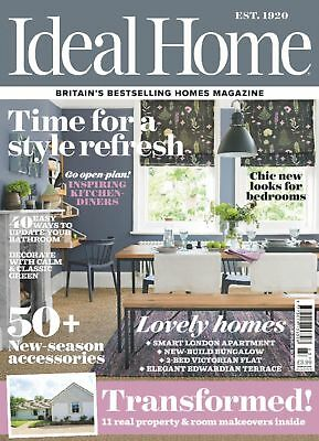 Ideal Home Magazine - March 2018 (Current Issue - BN/SEALED)