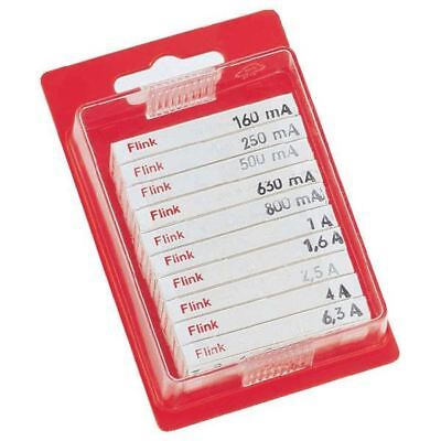 ESKA 120.900 Quick Blow Micro Fuses 5 x 20mm, Pack of 100