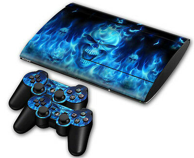 Ps3 Playstation 3 Slim Skin Design Foils Aufkleber Schutzfolie Video Games & Consoles Spanish Soccer