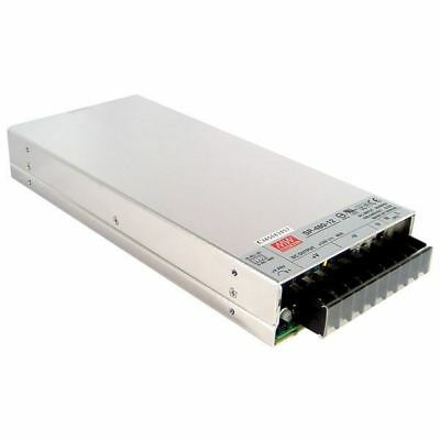 Mean Well SP-480-24 480W 24V Active PFC Enclosed Power Supply