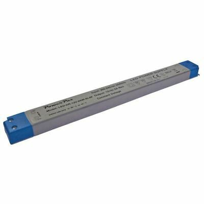 Powerpax LED-DR-24V-60W-SLIM 60W Ultra Slim Constant Voltage LED Driver 24V 2.5A