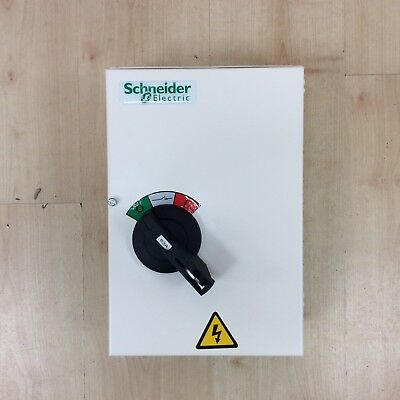 63 Amp Triple Pole And Neutral Switch Schneider Mgfl0633C Switch Disconnector