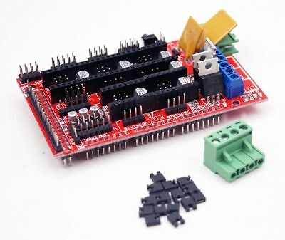 RAMPS 1.4 Shield for Arduino RepRap 3D Printer (Lot qty available)