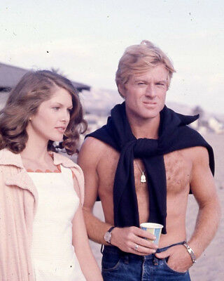 The Way We Were UNSIGNED photograph - L1180 - Robert Redford and Lois Chiles