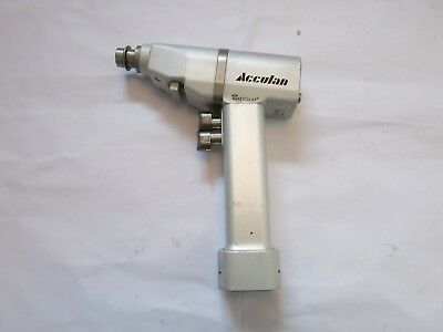 Aesculap Acculan Ga-612 Medical Surgical Handpiece Surgery Rechargeable Drill Uk