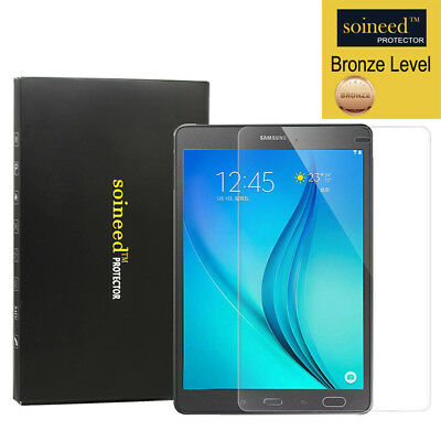 "SOINEED T-Mobile Samsung Galaxy Tab A 8.0"" T357 Tempered Glass Screen Protector"