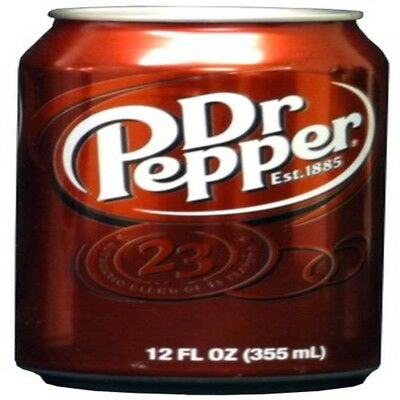 Hidden Container Dr Pepper Diversion Safe Stash It Jewelry Security Can