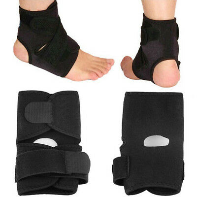 Ankle Support Foot Drop Orthotic Brace Corrector Plantar Fasciitis Strap Wrap