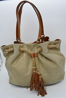 d978a96db8aa MARINA LARGE METALLIC Gathered Tote - $135.00 | PicClick