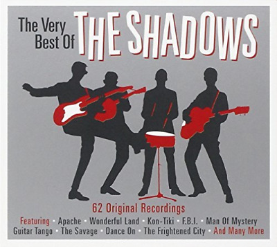 Shadows-Very Best Of 3Cd  (US IMPORT)  CD NEW