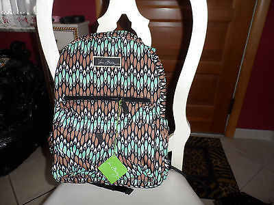 Vera Bradley lighten up just right  backpack and Lunch Bunch in Sierra Stream