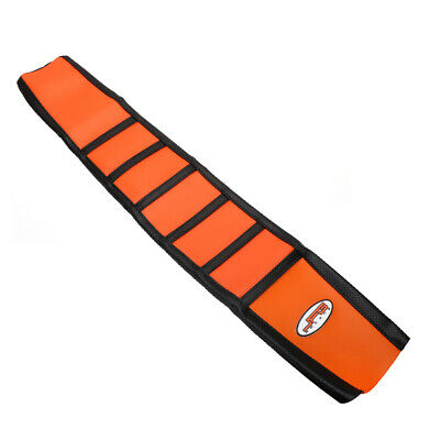 Orange Gripper Soft Seat Cover For KTM 125 144 150 250 350 450 SX SXF XC XCF XCW