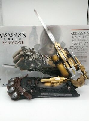 Assassin's Creed 6 Syndicate 1:1 Gauntlet Hidden Blade Cosplay Spielzeug Mit BOX