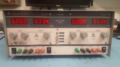 TTI PL310QMD Linear bench variable Power supply PSU twin channel 32V1A quad mode