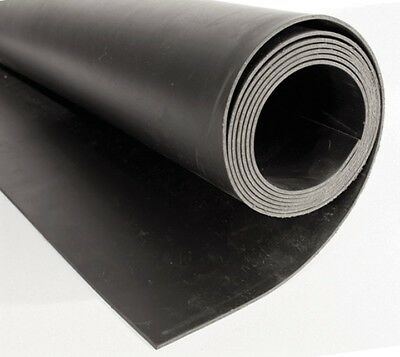 Mass Loaded Vinyl 4' X 4', 16 sq ft 1 Lb MLV, Sound Proofing