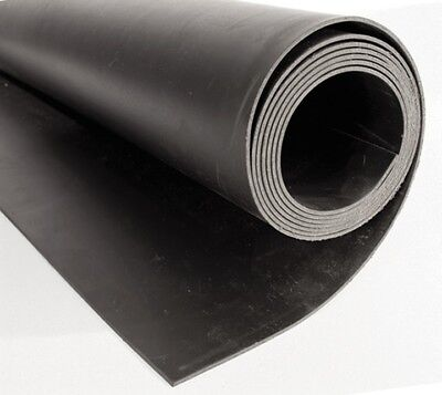 Soundsulate Mass Loaded Vinyl 4' X 4', 16 sq ft 1 Lb MLV, Sound Proofing