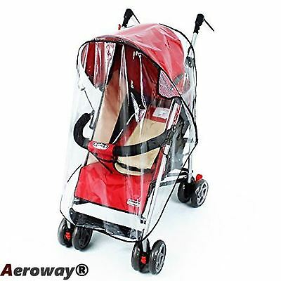 Cover Waterproof Rain For Baby Universal Wind Dust Shield Strollers Pushchairs