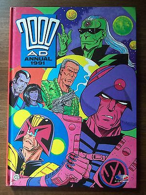 2000AD Annual 1991 *Great Condition*