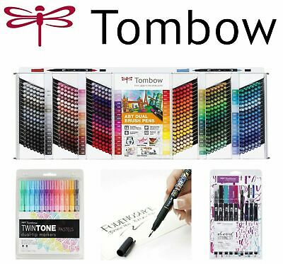 Tombow - von ABT-Lettering-Set bis Fudenosuke & TWINTONE-MONO-Air-Press-Glue