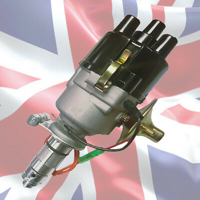 AccuSpark Vacuum Electronic Distributor replaces Lucas 25D/45D distributor