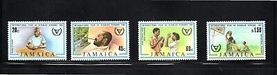 Jamaica 1981 International Year for Disabled Persons SG 521/4 MUH