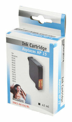 Cartucho para HP Deskjet / Digital copier / Officejet /PSC - compatible con C661