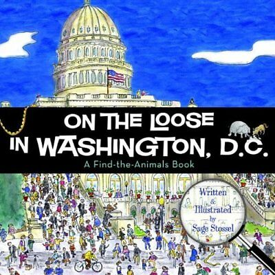 Stossel Sage-On The Loose In Washington D.C.  (US IMPORT)  BOOK NEW