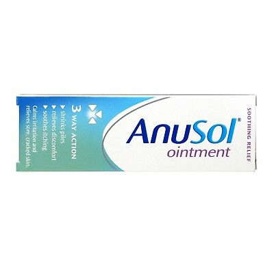 Anusol Haemorrhoid Ointment for Piles Treatment 25g - Multibuy