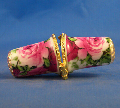Birchcroft Needle Case -- Rose Garden Chintz