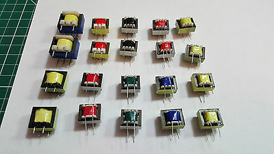 Signal isolation Transformers Audio Transformer joblot  20 pcs