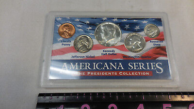 Americana Series Presidents Collection Coins