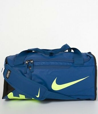 a56236b153 NIKE Alpha Adapt Crossbody Duffle Bag BA5182-458 52ltr Gym Rugby Football  Medium