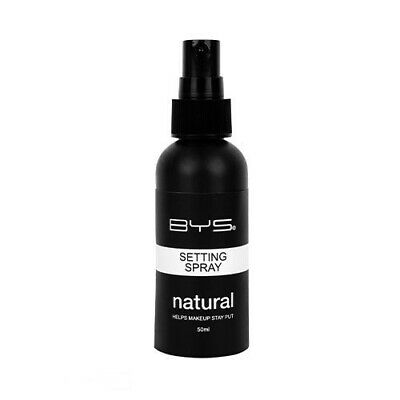 BYS Makeup Setting Spray Natural Finish 45ml