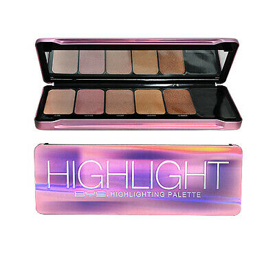 BYS Highlight Palette 5 Colours 18g