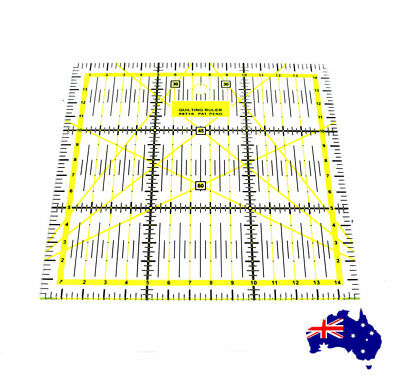15cm Quilting Sewing Patchwork Ruler Sewing Cutting Tool Acrylic Ruler