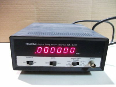 Heathkit IM-2410 Digital Frequency Counter