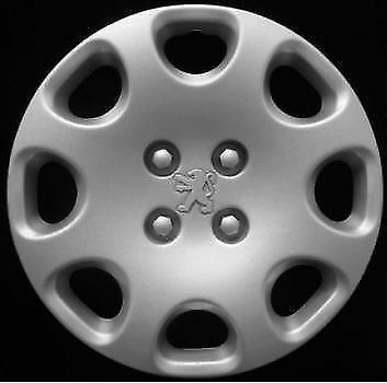 "15"" Peugeot Partner Bipper Van Wheel Trims Trim Set of 4 New Hub Caps Covers"