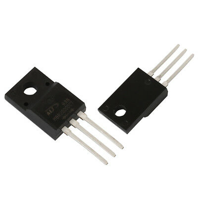 MBR20200CT TO-220F 20A 200V Luminous Schottky Rectifier Diode Module Parts Black