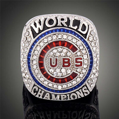 2016 Chicago Cubs World Series Championship Ring FREE SHIPPING
