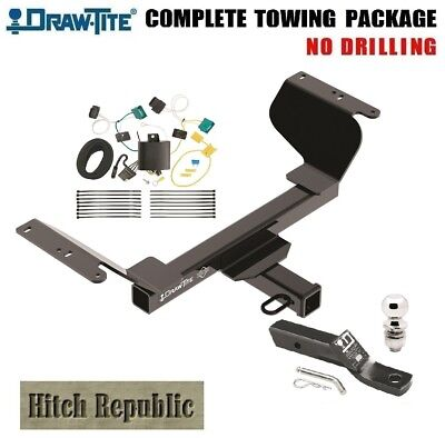 """FITS 2018-2019 CHEVY EQUINOX except PREMIER, TRAILER HITCH PACKAGE 2"""" BALL 76419"""