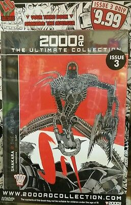 2000 AD Ultimate Collection #3 Book Shakara