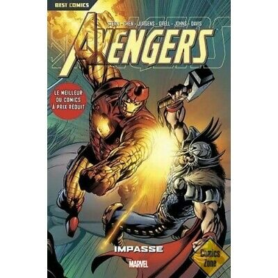 Avengers T05 -  - Pan.best Comics