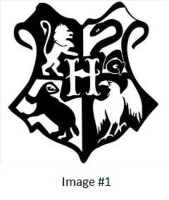 Harry Potter Decal - Free Shipping! Choose Style!