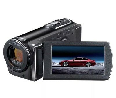 HDV-601S Digital Camera Professional Video Camcorder HD 1080P Home DV 20MP DVR