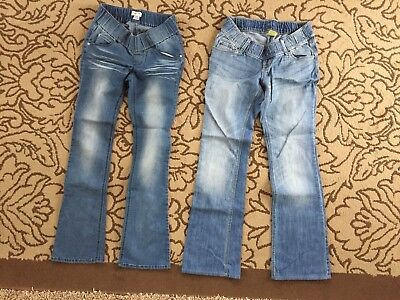 Small Maternity Jeans - Set Of 2