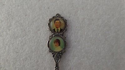 Marriage Of Prince Charles & Lady Diana Spencer Souvenir Spoon #1