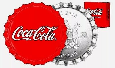 Limited Edition Coca Cola-Coke-Coin-Highly Sought After-A Collectors Piece-Wow